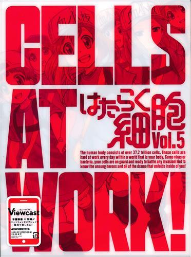 はたらく細胞 Vol.5 【DVD】
