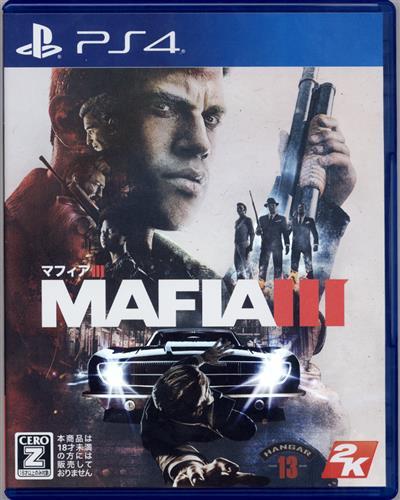 マフィア III (PS4版)