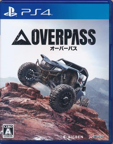 オーバーパス 【PS4】