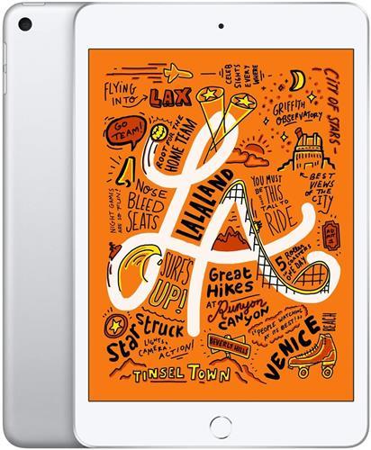 iPad mini5 7.9インチ 256GB シルバー au SIMロック解除済 (MUXD2J/A)