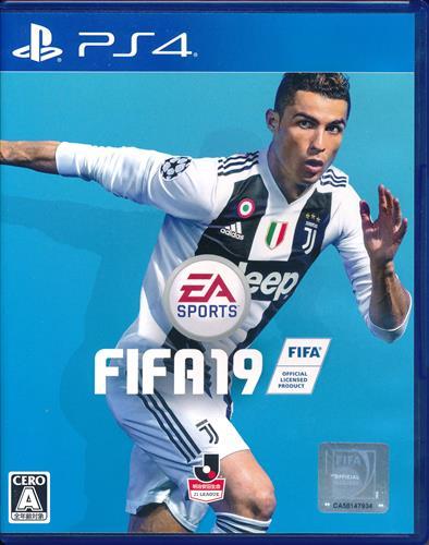 FIFA 19 STANDARD EDITION (PS4版)