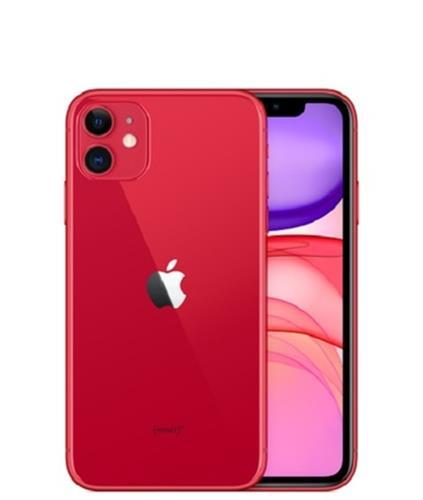 iPhone11 6.1インチ 256GB (PRODUCT)レッド au SIMロック解除済 (MWM92J/A)