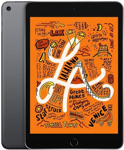 iPad mini5 7.9インチ 256GB スペースグレイ au SIMロック解除済 (MUXC2J/A)