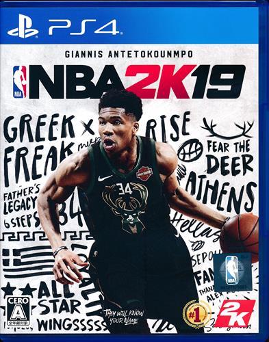 NBA 2K 19 (PS4版)