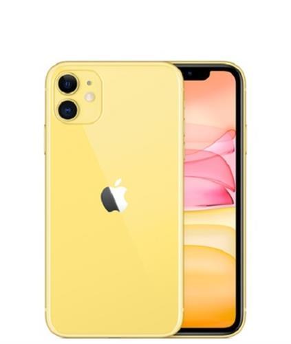 iPhone11 6.1インチ 256GB イエロー au SIMロック解除済 (MWMA2J/A)