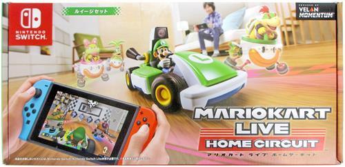 マリオカート ライブ ホームサーキット ルイージセット