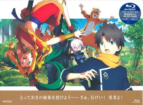 Fate/Grand Order -絶対魔獣戦線バビロニア- vol.3 完全生産限定版