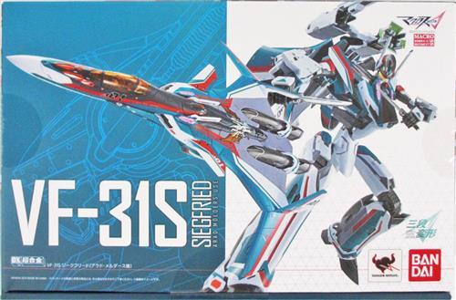DX超合金 マクロスΔ VF-31S ジークフリード (アラド・メルダース機)
