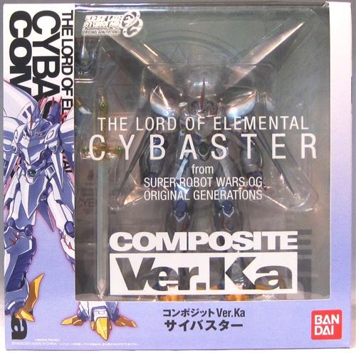 COMPOSITE Ver.Ka スーパーロボット大戦 ORIGINAL GENERATION サイバスター 【フィギュア】[バンダイ]