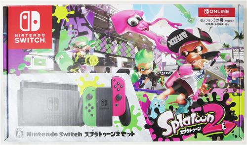 Nintendo Switch スプラトゥーン 2セット