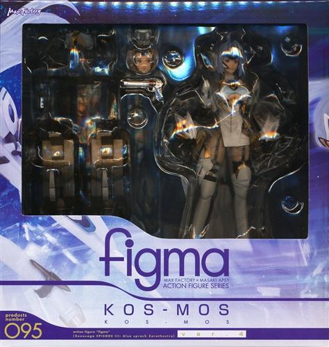 figma 095 Xenosaga ゼノサーガ エピソード III ツァラトゥストラはかく語りき KOS-MOS Ver.4