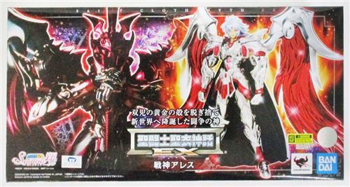 聖闘士星矢 セインティア翔 聖闘士聖衣神話EX 戦神アレス