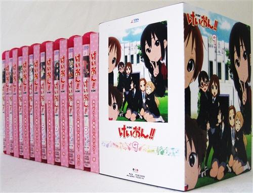 けいおん!! 初回限定版 全9巻セット