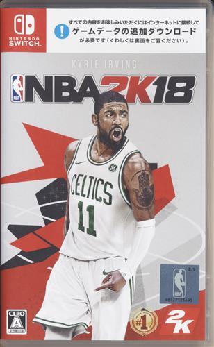 NBA 2K 18 (Nintendo Switch版)