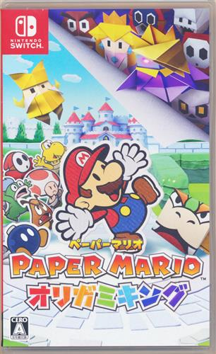 ペーパーマリオ オリガミキング 【Nintendo Switch】