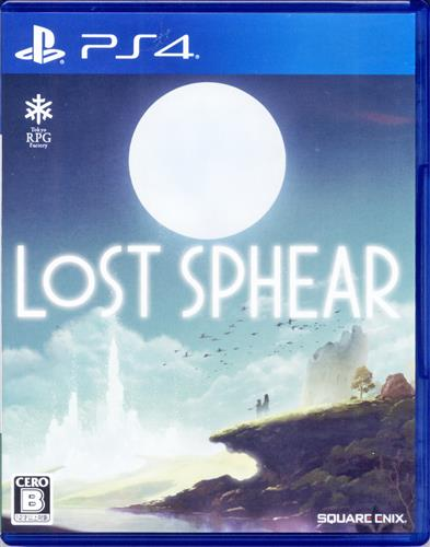 LOST SPHEAR (PS4版)