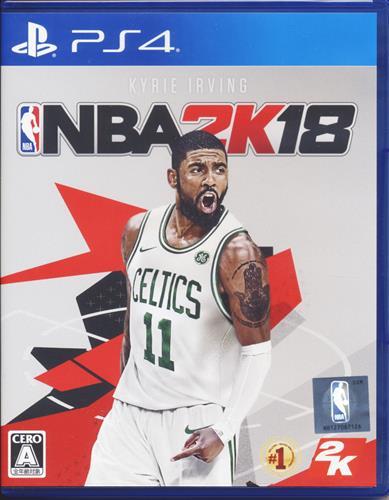 NBA 2K 18 (PS4版)
