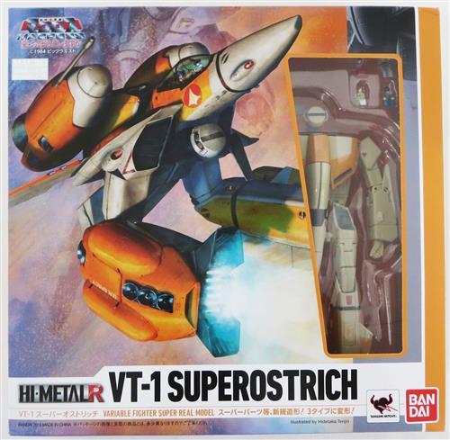 HI-METAL R 超時空要塞マクロス 愛・おぼえていますか VT-1 スーパーオストリッチ