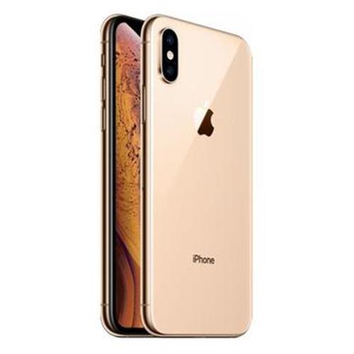 iPhoneXS 5.8インチ 512GB ゴールド au SIMロック解除済 (MTE52J/A)