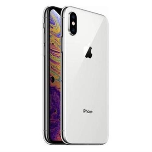iPhoneXS 5.8インチ 512GB シルバー docomo SIMロック解除済 (MTE42J/A)