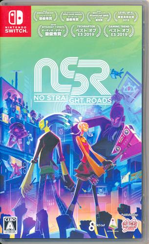 No Straight Roads (通常版) (Nintendo Switch版) 【Nintendo Switch】