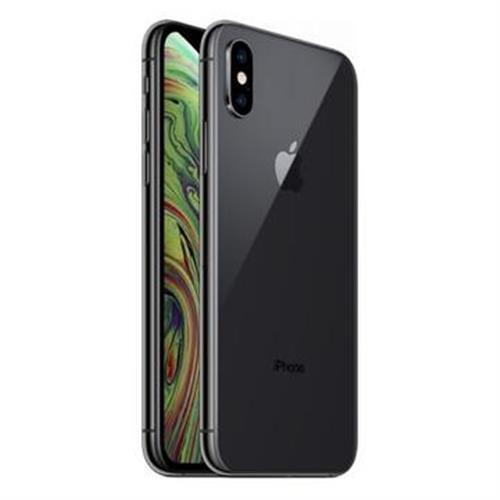 iPhoneXS 5.8インチ 512GB スペースグレイ au SIMロック解除済 (MTE32J/A)