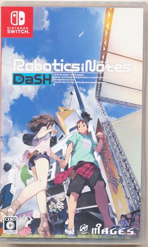 ROBOTICS;NOTES DaSH (Nintendo Switch版)