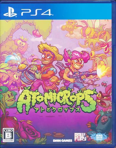 アトミクロップス (PS4版)