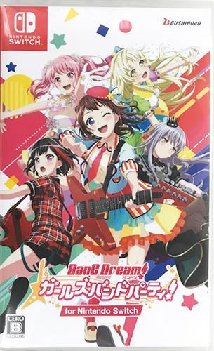 BanG Dream! ガールズバンドパーティ! for Nintendo Switch 【Nintendo Switch】