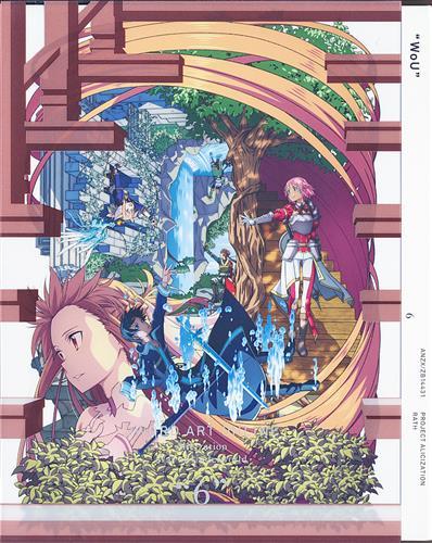 ソードアート・オンライン アリシゼーション War of Underworld 6 完全生産限定版 【DVD】