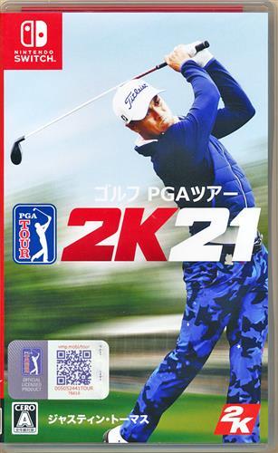ゴルフ PGAツアー 2K21 (Nintendo Switch版)