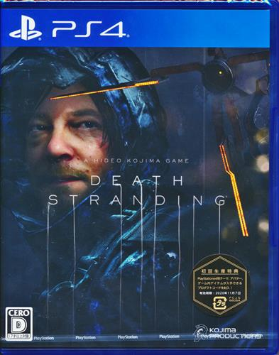 DEATH STRANDING 【PS4】