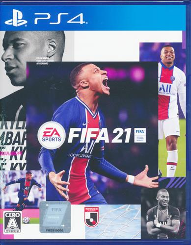 FIFA 21 (通常版) 【PS4】