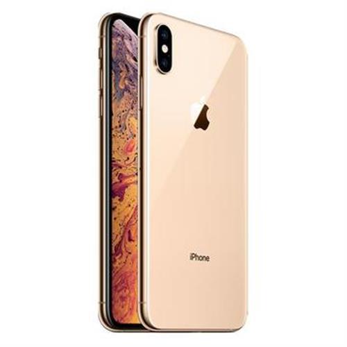 iPhoneXS Max 6.5インチ 512GB ゴールド au SIMロック解除済 (MT702J/A)
