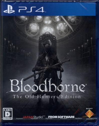 BloodBorne The Old Hunters Edition (通常版) 【PS4】