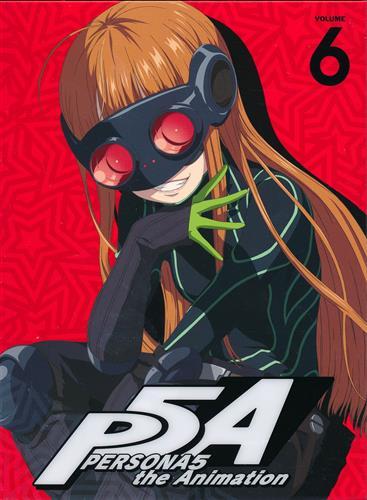 ペルソナ 5 the Animation 6 完全生産限定版
