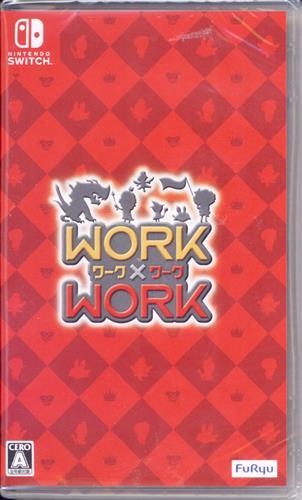 WORK×WORK 【Nintendo Switch】