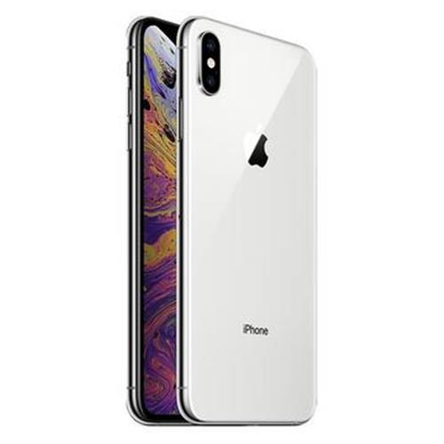 iPhoneXS Max 6.5インチ 512GB シルバー SoftBank SIMロック解除済 (MT6Y2J/A)
