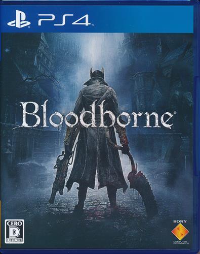 BloodBorne (通常版) 【PS4】