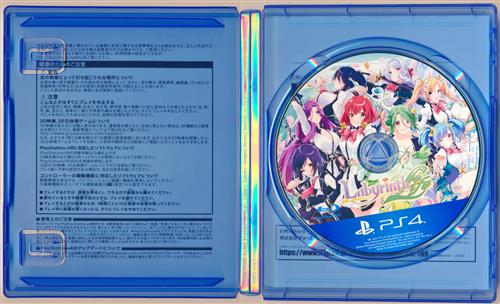 ラビリンス ライフ 【PS4】