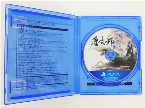 鬼ノ哭ク邦 (PS4版)
