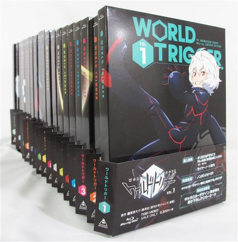 ワールドトリガー 全20巻セット 【ブルーレイ】