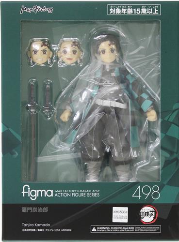 figma 498 鬼滅の刃 竈門炭治郎 【フィギュア】[マックスファクトリー]