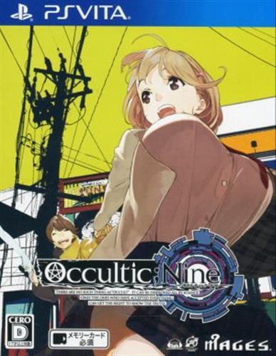 OCCULTIC;NINE (通常版) (PSVita版) 【PS VITA】