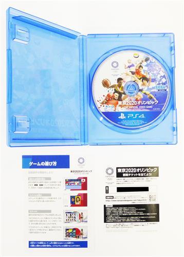 東京2020オリンピック The Official Video Game (PS4版)