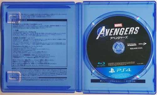 Marvel's Avengers 【PS4】