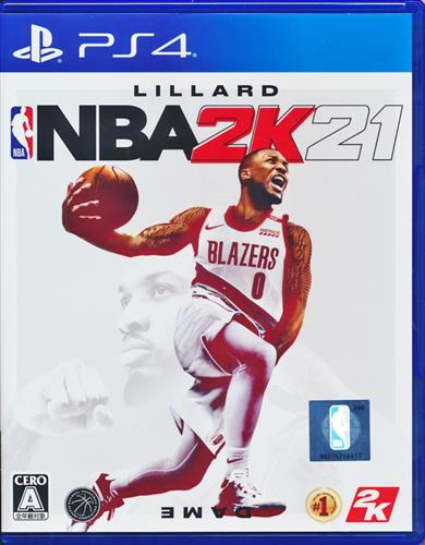 NBA 2K21 (PS4版)