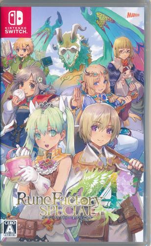 ルーンファクトリー 4 スペシャル (通常版) 【Nintendo Switch】