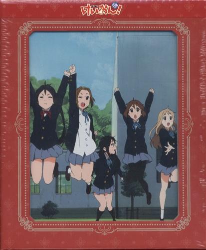 けいおん! Blu-ray BOX 初回限定生産版