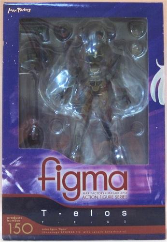figma 150 Xenosaga ゼノサーガ エピソード III ツァラトゥストラはかく語りき T-elos